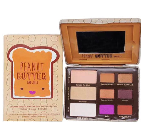 TF Peanut Butter & Jelly Palette (Insp)