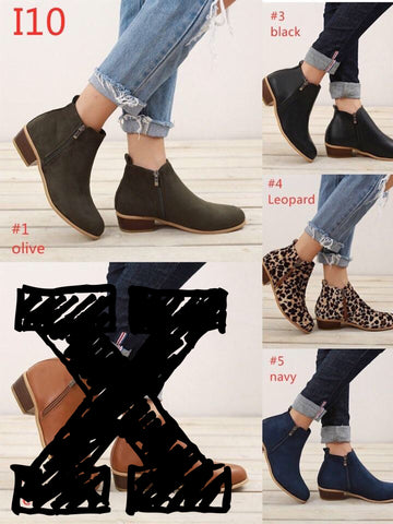 Micah Ankle Bootie