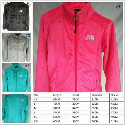 NF (Insp) Women's Osito Jacket*