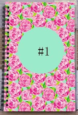 Open Date Small Planner/Notepad