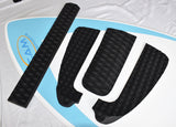 3M™ Traction Pads Set - Front Arch Bar & Back Pads Set - White or Black