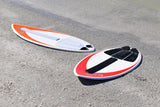 "CAM Fiber 48"" Fiberglass Skimboard with FREE SkimShot™ & Double-Up Bungee"