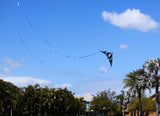 3D Z-Wing - Dual Line Stunt Kite with Tails