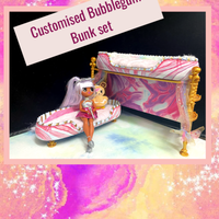 Bubblegum Bunk Set
