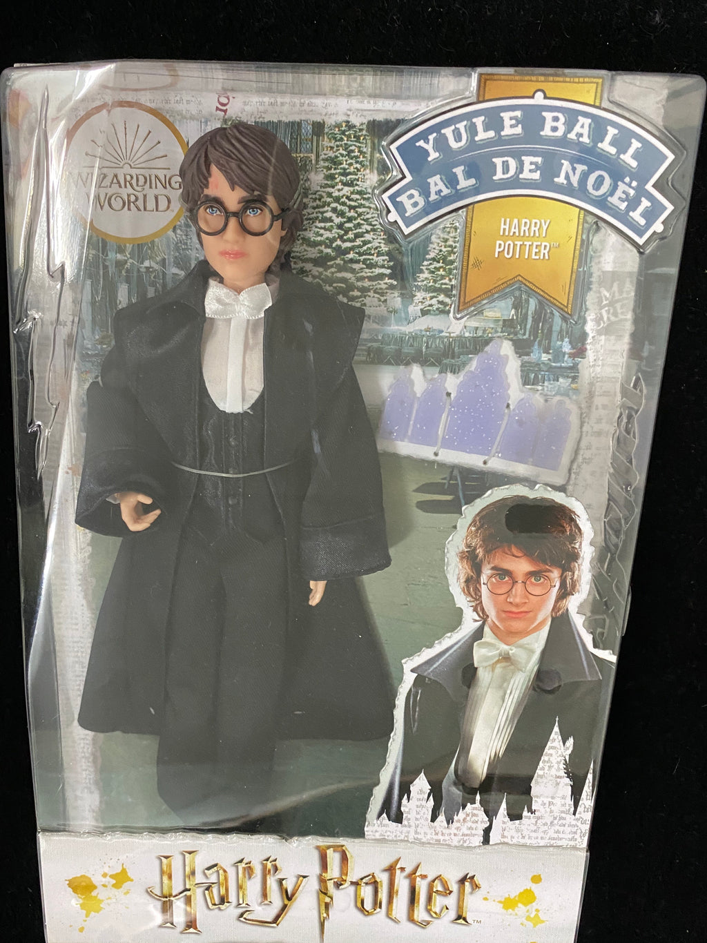 Harry Potter Yule Ball Hogwarts Action Figure