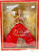2014 Holiday Barbie