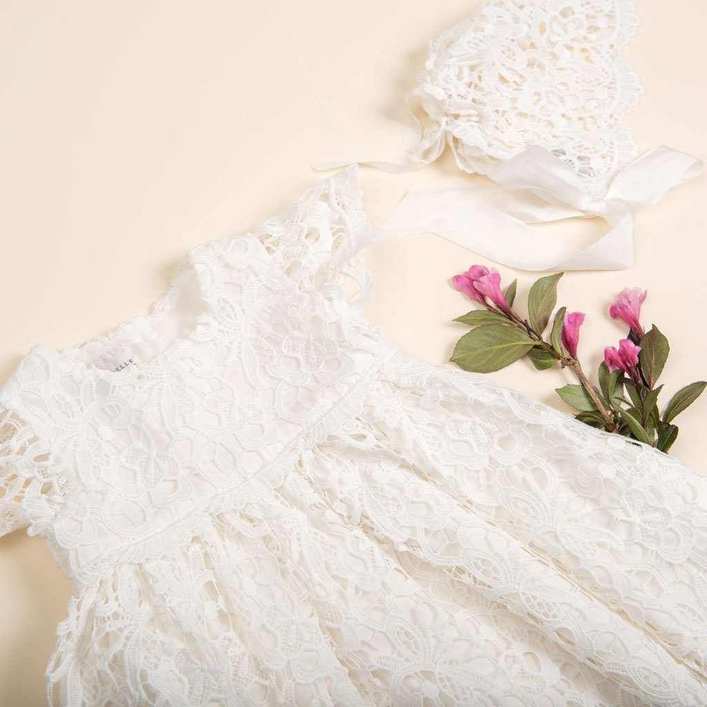 Our Top 3 Lace Christening Gowns