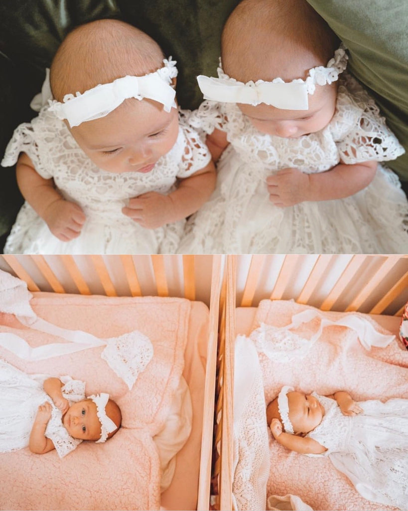 Baby Girl Heirloom Baptism Gown