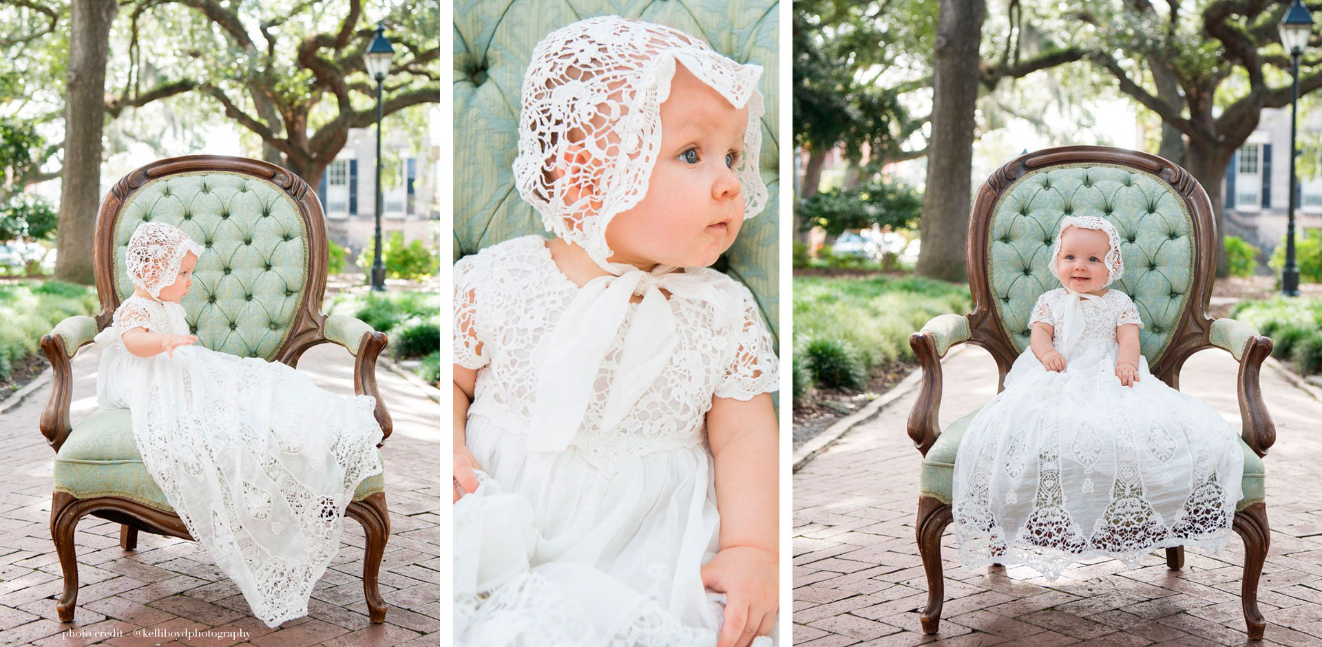 Christening Gowns and Baptism Outfits - ChristeningGowns.com