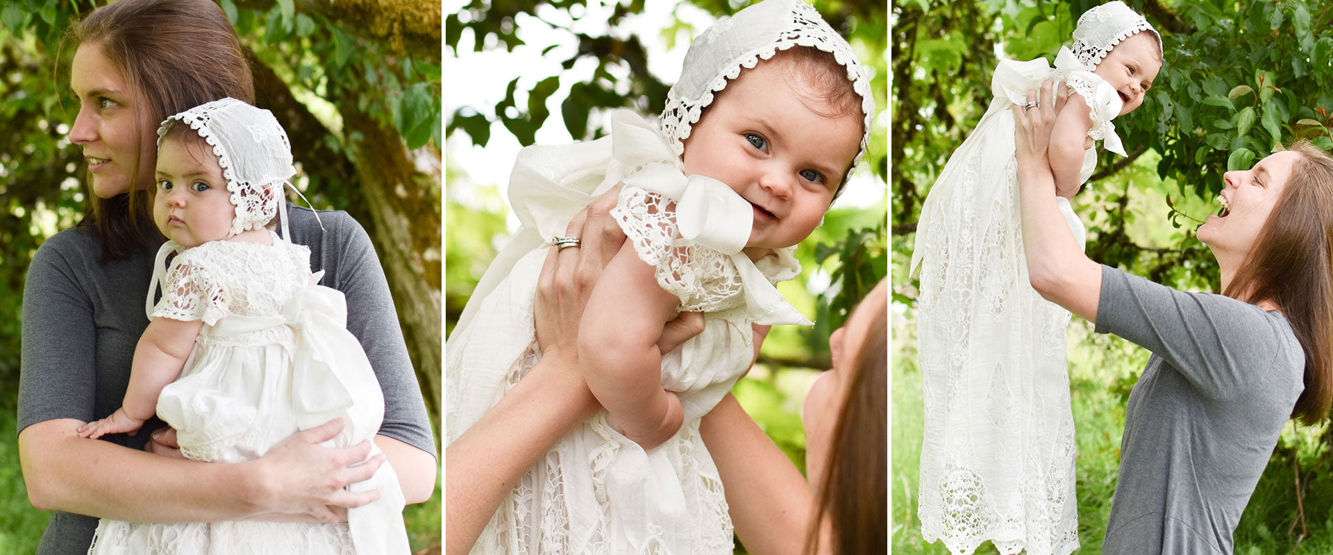 266e6585a Christening Gowns and Baptism Outfits – Christeninggowns.com.
