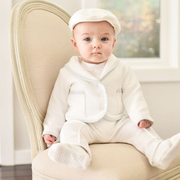 Harrison Boys Christening Suit