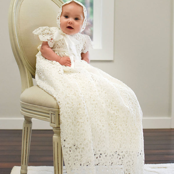 Lola Baptism Gown