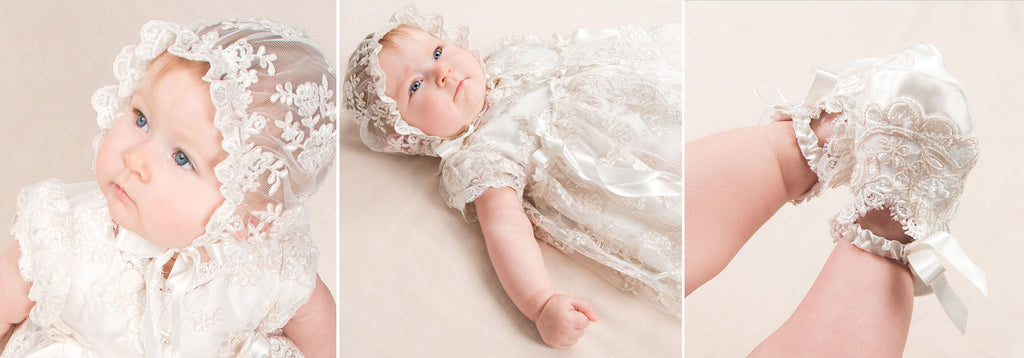 Penelope Christening Gown