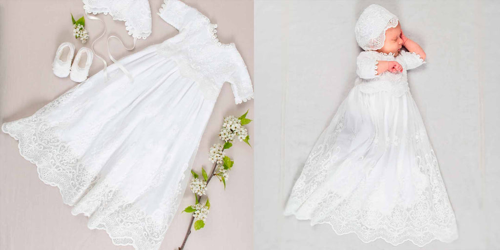 eliza christening gown