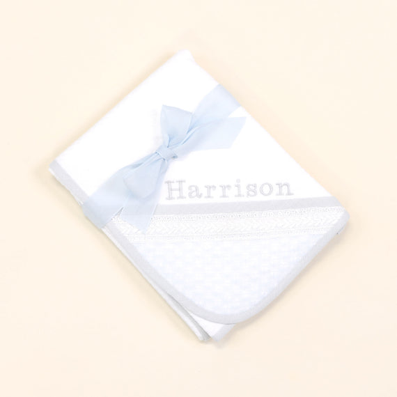 Harrison Christening Blanket