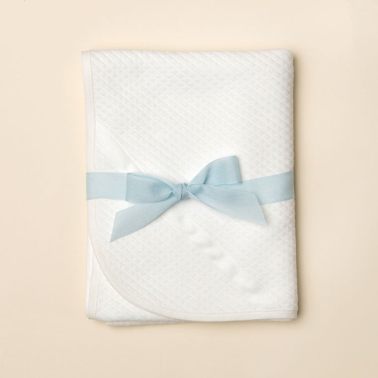 Owen Christening Blanket