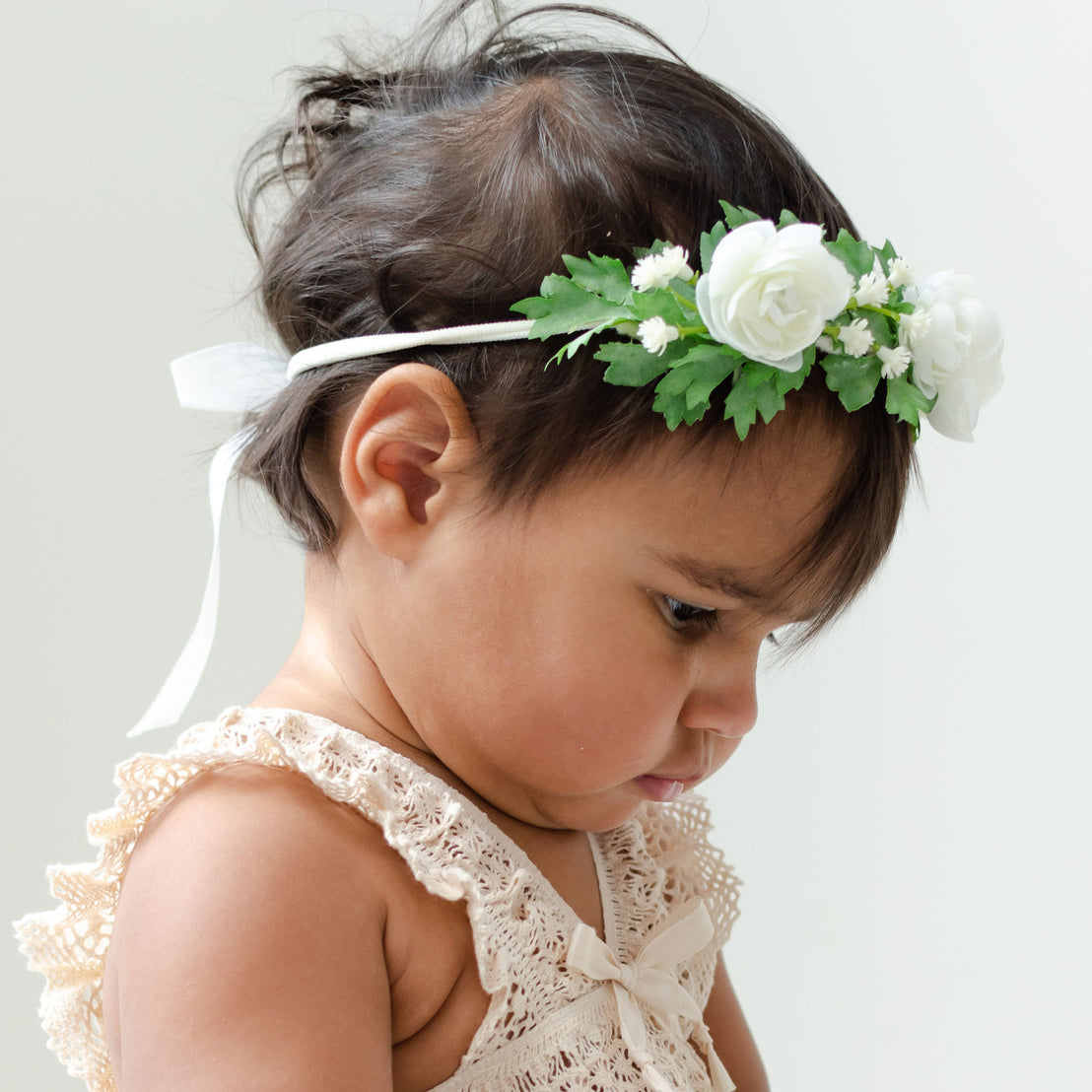 Guinevere Flower Crown