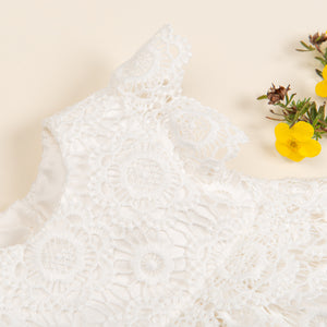 Poppy Christening Gown & Bonnet