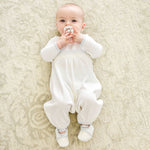 Harrison Christening Jumpsuit