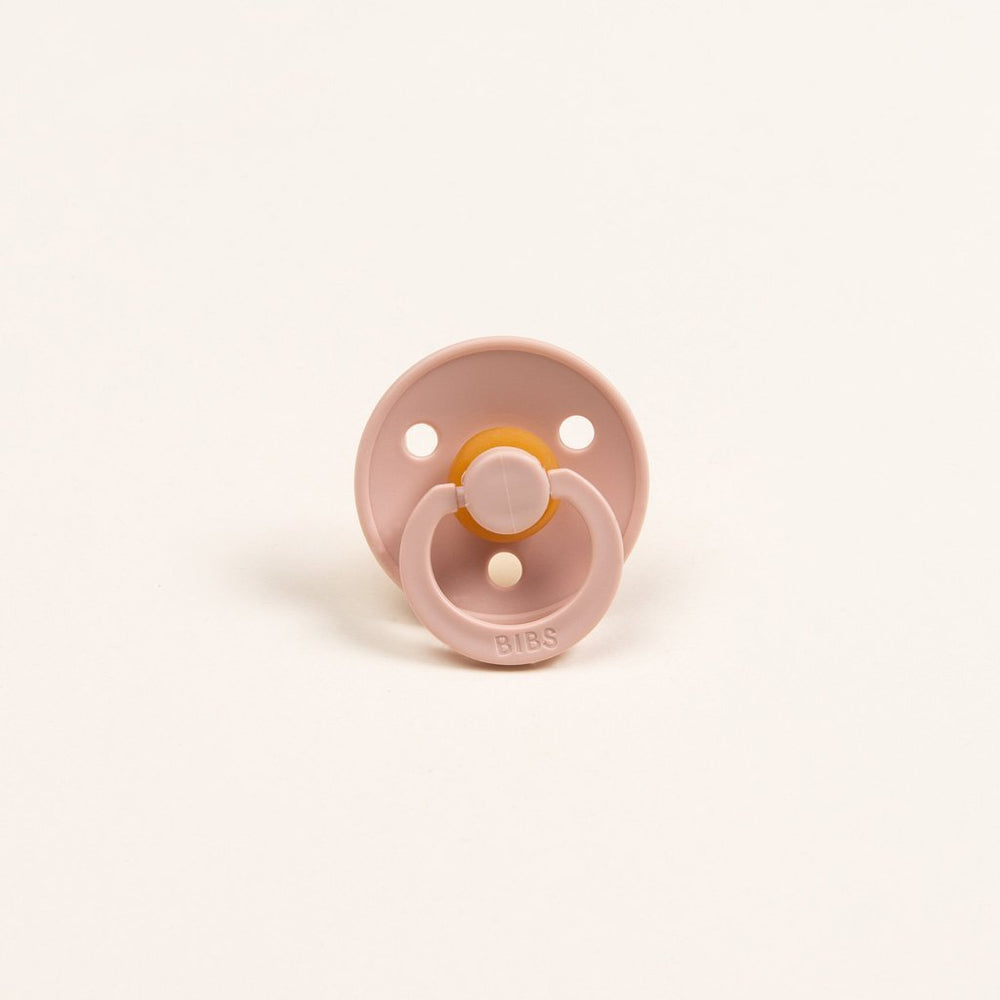 Bibs Pacifier | Woodchuck, Blush or Peach -
