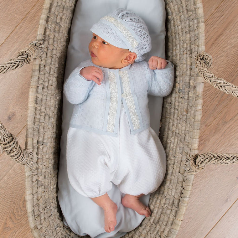 Harrison Newborn Sweater
