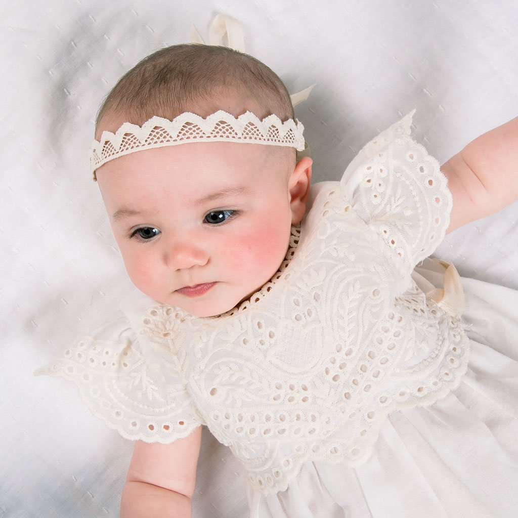 Ingrid Lace Headband -
