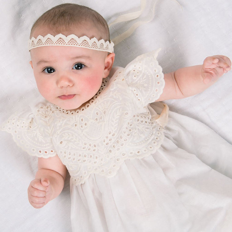 Ingrid Lace Headband
