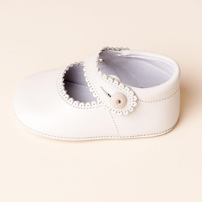 Ivory Mary Janes - Girls Shoes