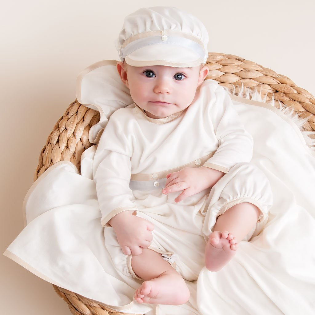 Jake Newborn Jumpsuit - Boys Jumpsuit