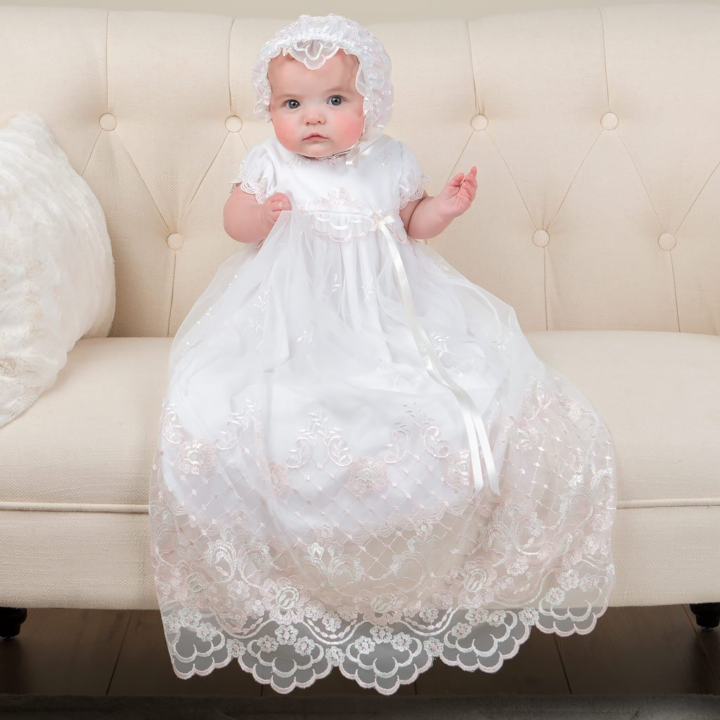 Colorful Baptism Gown Girl Image - Best Evening Gown Inspiration And ...