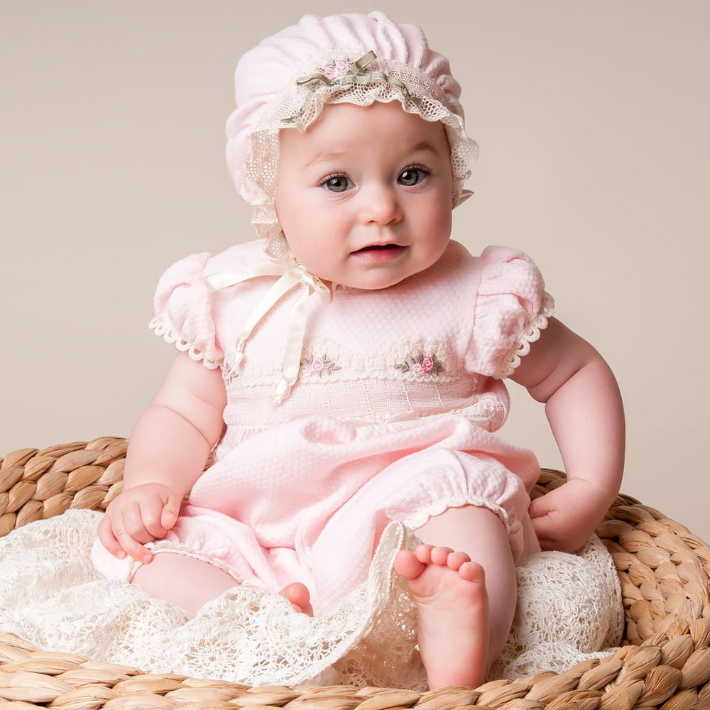 Natalie After Christening Jumpsuit - Girls Jumpsuit