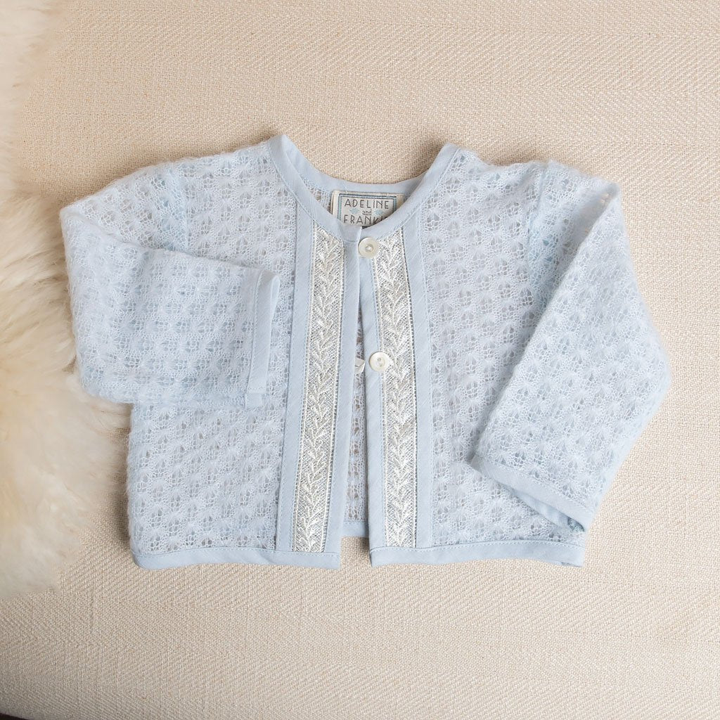 Oliver Knit Sweater -