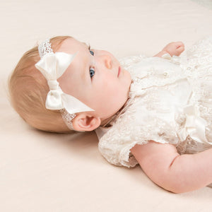 Penelope Lace Headband - Girls Headband