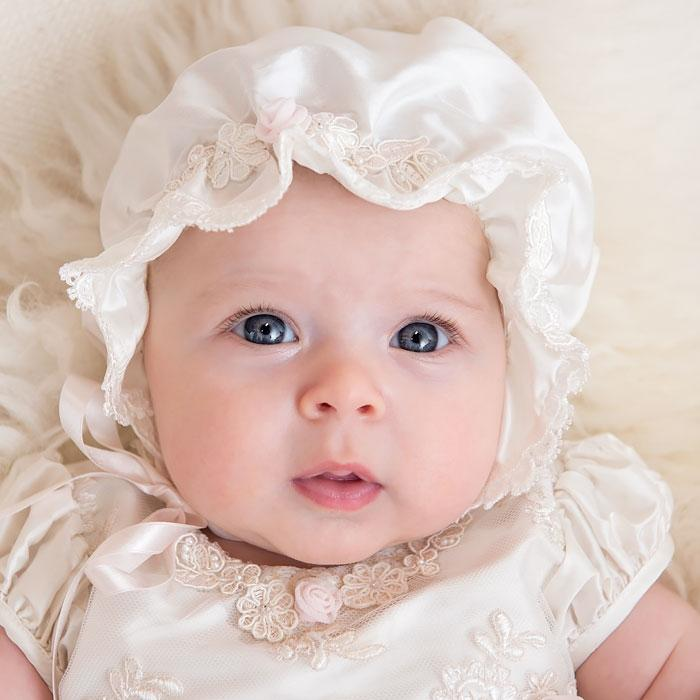 Girls Heirloom Christening Gowns Penelope Gown