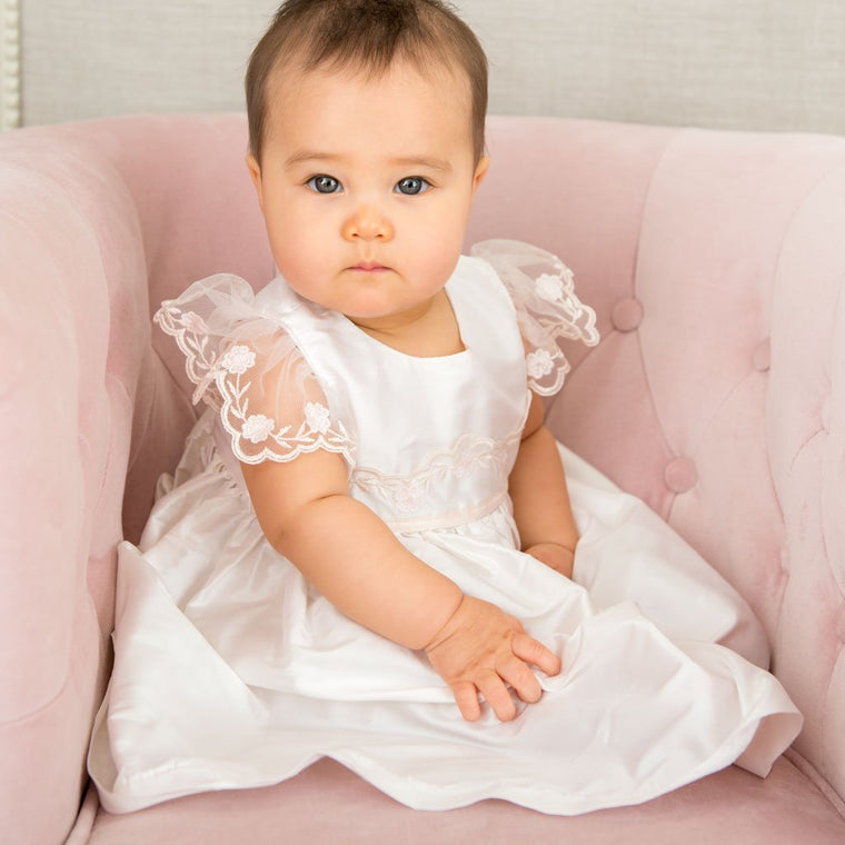Scarlett Dress & Bloomers  (18-24 Months Only)