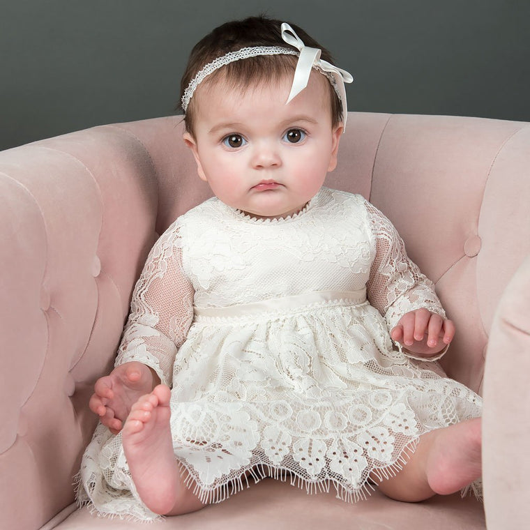 Victoria Christening Dress (3-6 Months Only)