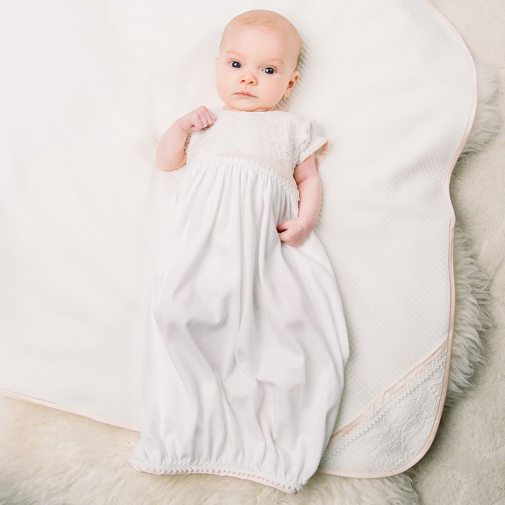 Victoria Layette Gown – ChristeningGowns.com