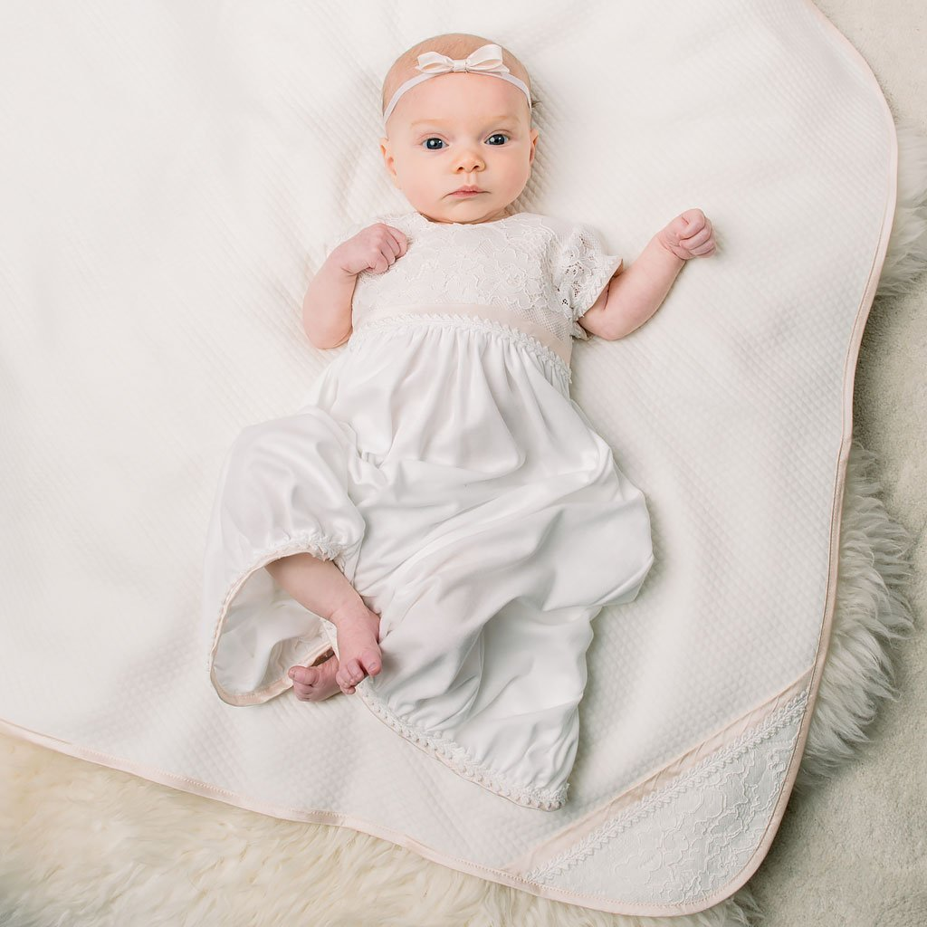 Victoria Layette Gown -