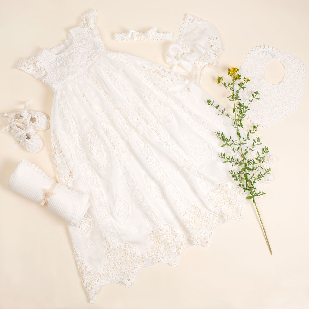 Grace Girls Christening Gown Collection