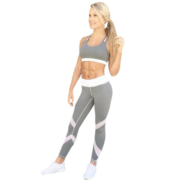 Classic Total Stretch Gray Scale Legging