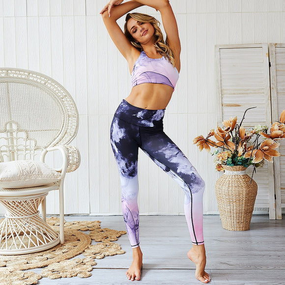 Cosmo Chic Yoga Set