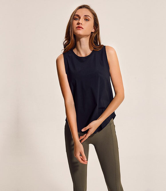 The Victoria Loose Fit Tank Top