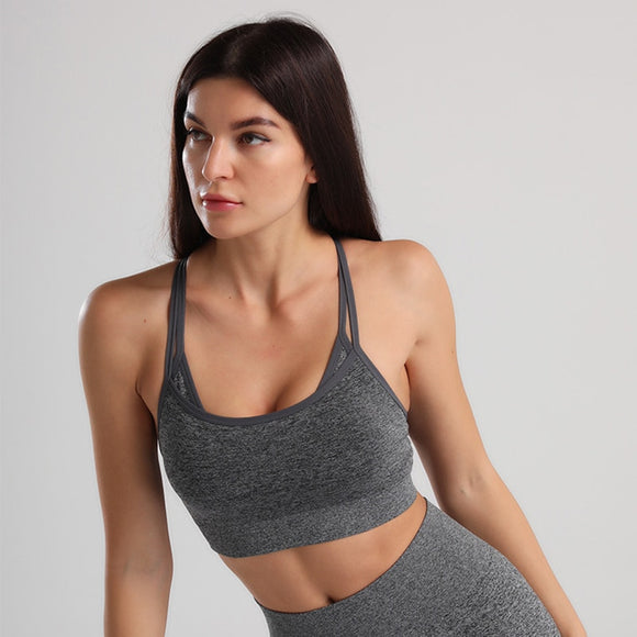 The Holly Dove Sports Bra