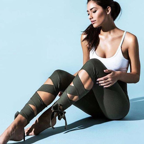 The Bare Goddess Collection Vinyasa Legging