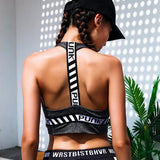 The New Years Collection PUNK Sports Bra
