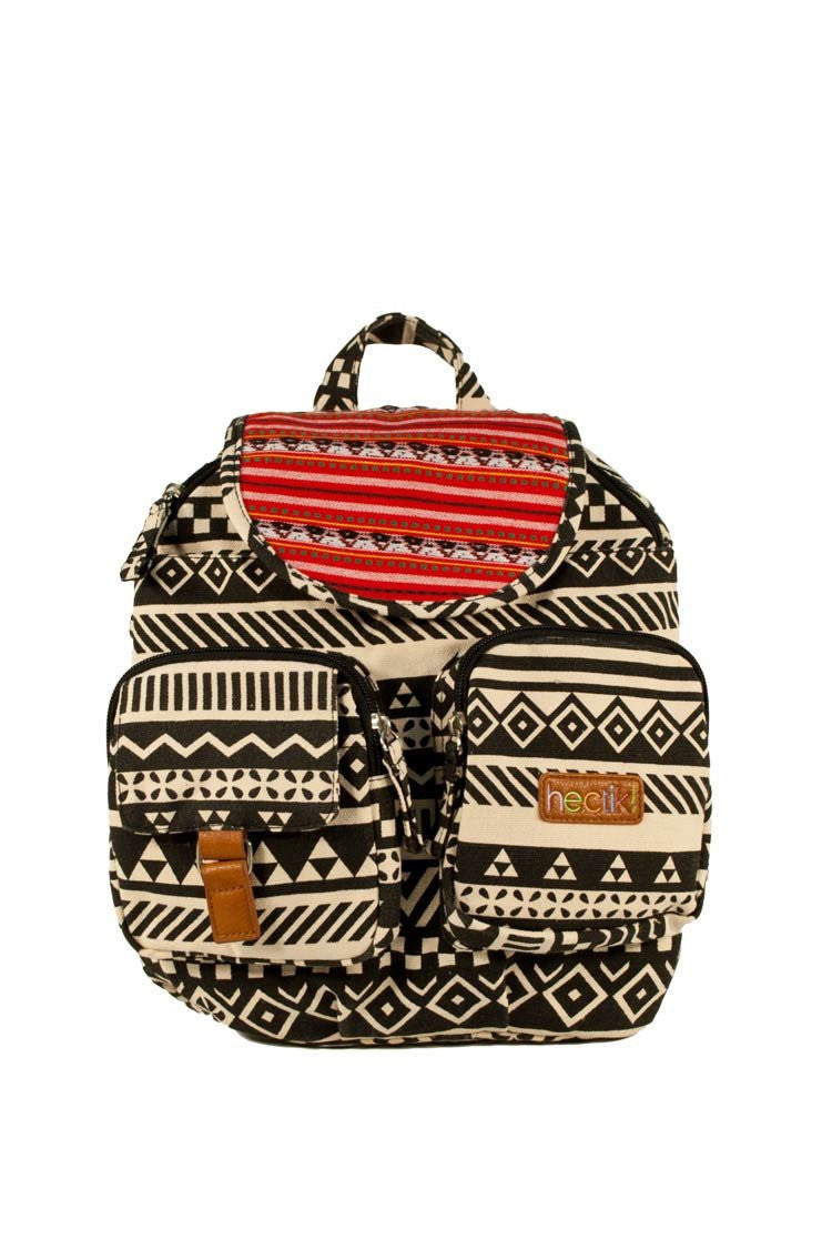 Pattern Galore Backpack | 14313 - Hectik  - 1