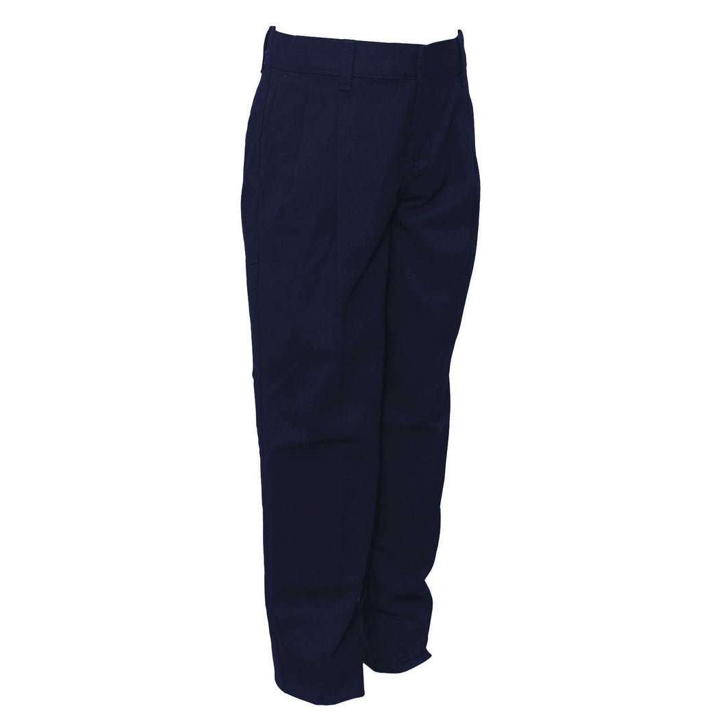 Baldwin School | Boys Pleater Navy Pants