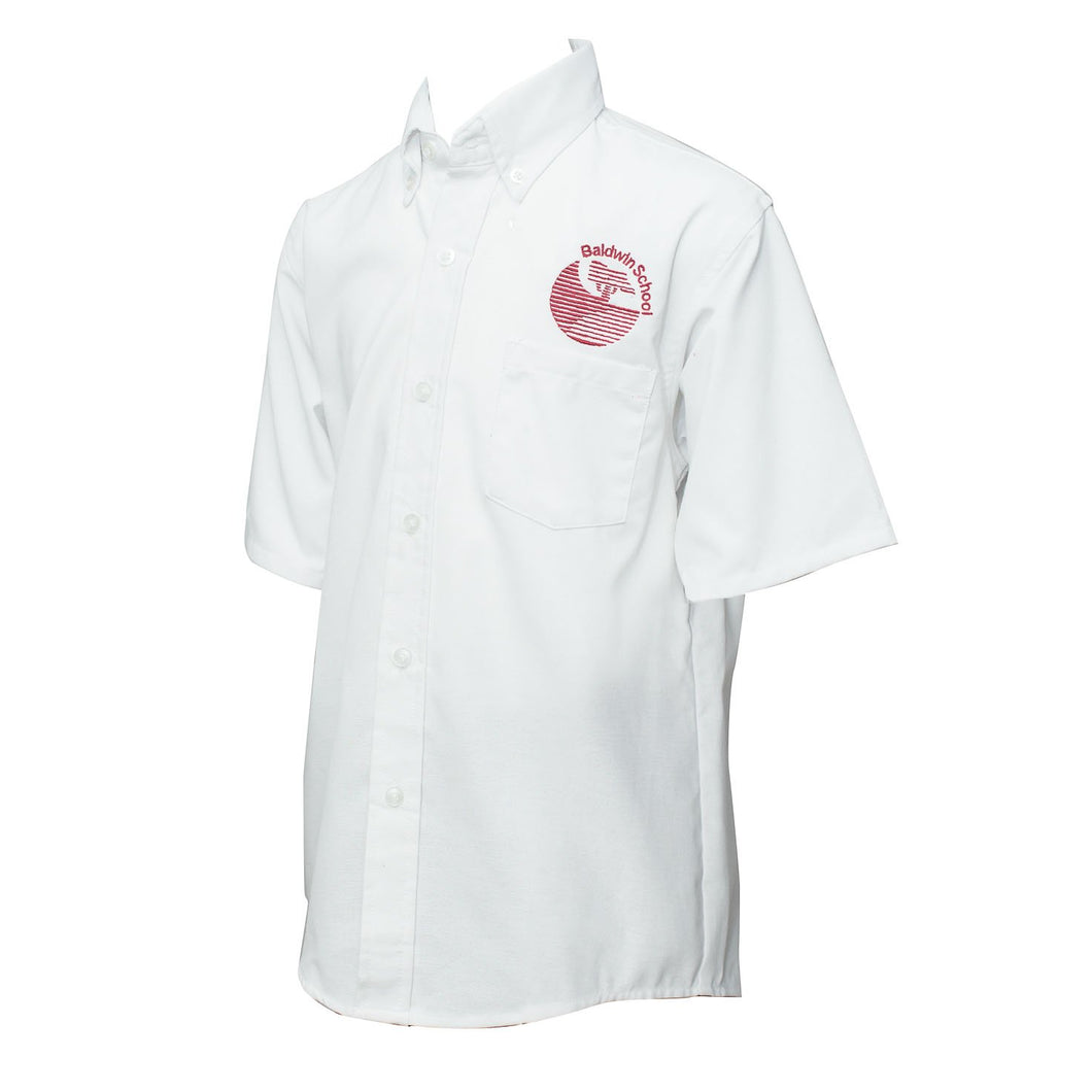 Baldwin School | Boys White Oxford Shirt