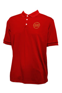 Missionary Christian Academy | Polo Red (2474)