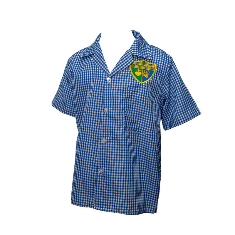 Ntra. Sra. de Belén | Boys Short Sleeve Shirt